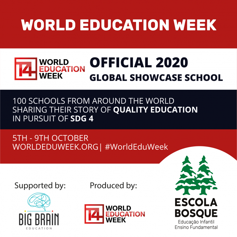 Conferência World Education Week